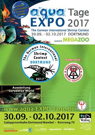 Flyer - The German International Shrimp Contest – Dortmund (TGISC)