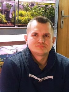 TGISC Countrysupporter - Michał Paczkowski - Polen