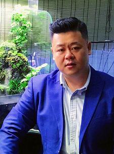 TGISC Countrysupporter - Desmond Koh - Malaysia
