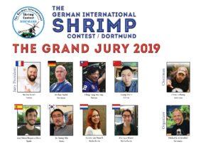 TGISC Jury 2019 - DPS Verlag & Messen - Dortmund