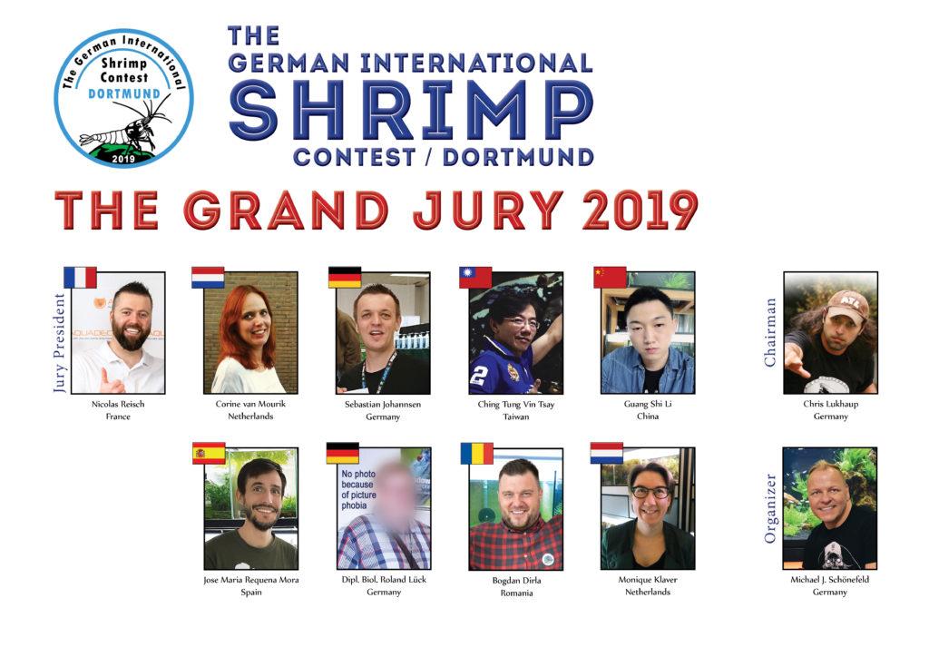Jury 2018 TGISC - DPS Verlag & Messen - Dortmund - Germany